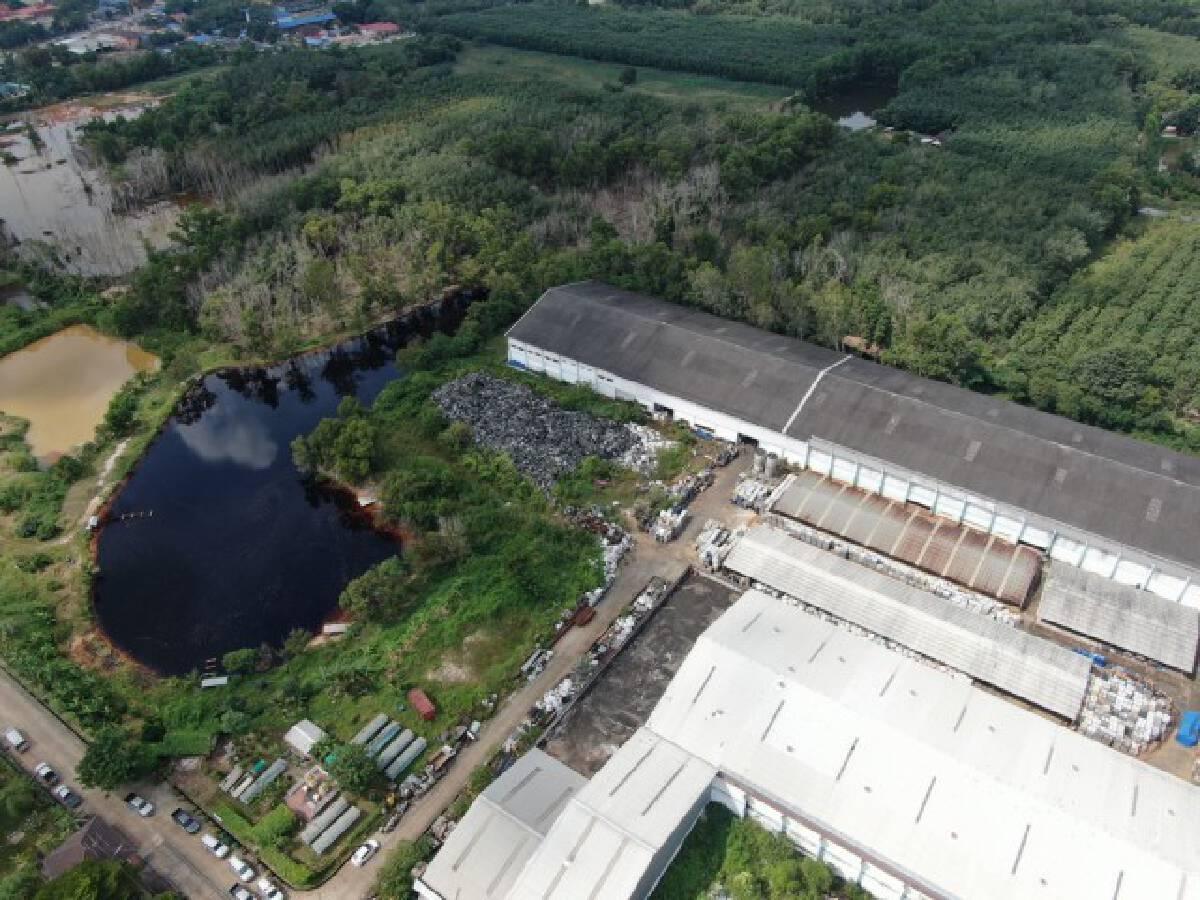 คพ.เรียกค่าฟื้นฟูสิ่งแวดล้อม บ.วินโพรเสส หลังสร้างปัญหามลพิษในพื้นที่หนองพะวา กว่า 1,300 ล้านบาท