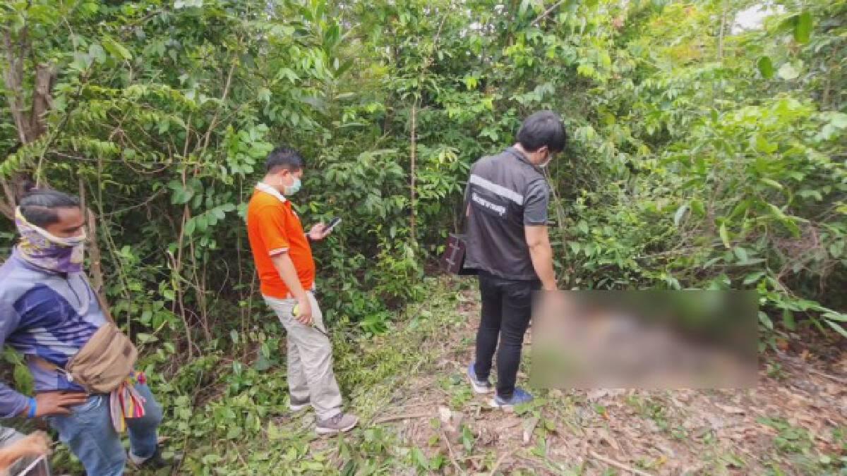 พ่อเฒ่าหลงลืมหายจากบ้าน3เดือน พบเป็นโครงกระดูกในป่า