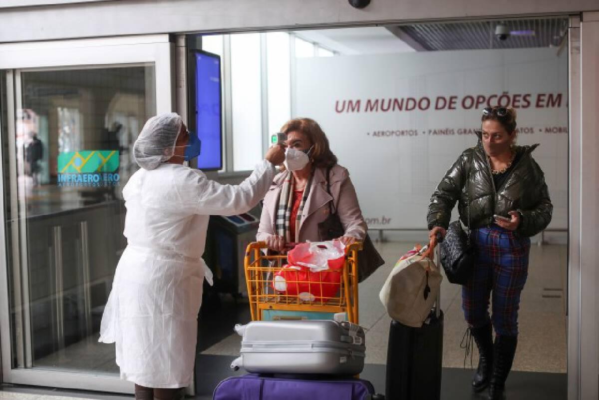 โควิดคร่าชีวิตชาวบราซิลแล้วกว่าครึ่งล้านราย