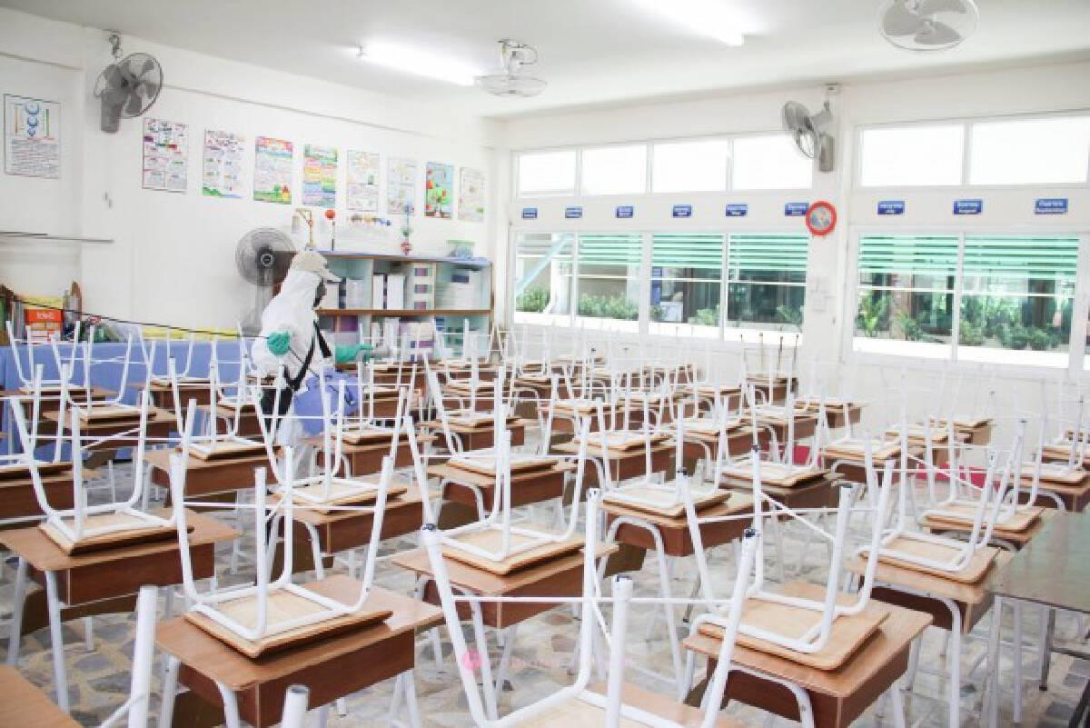 โรงเรียนเอกชนดังพิษณุโลกปิด5วัน