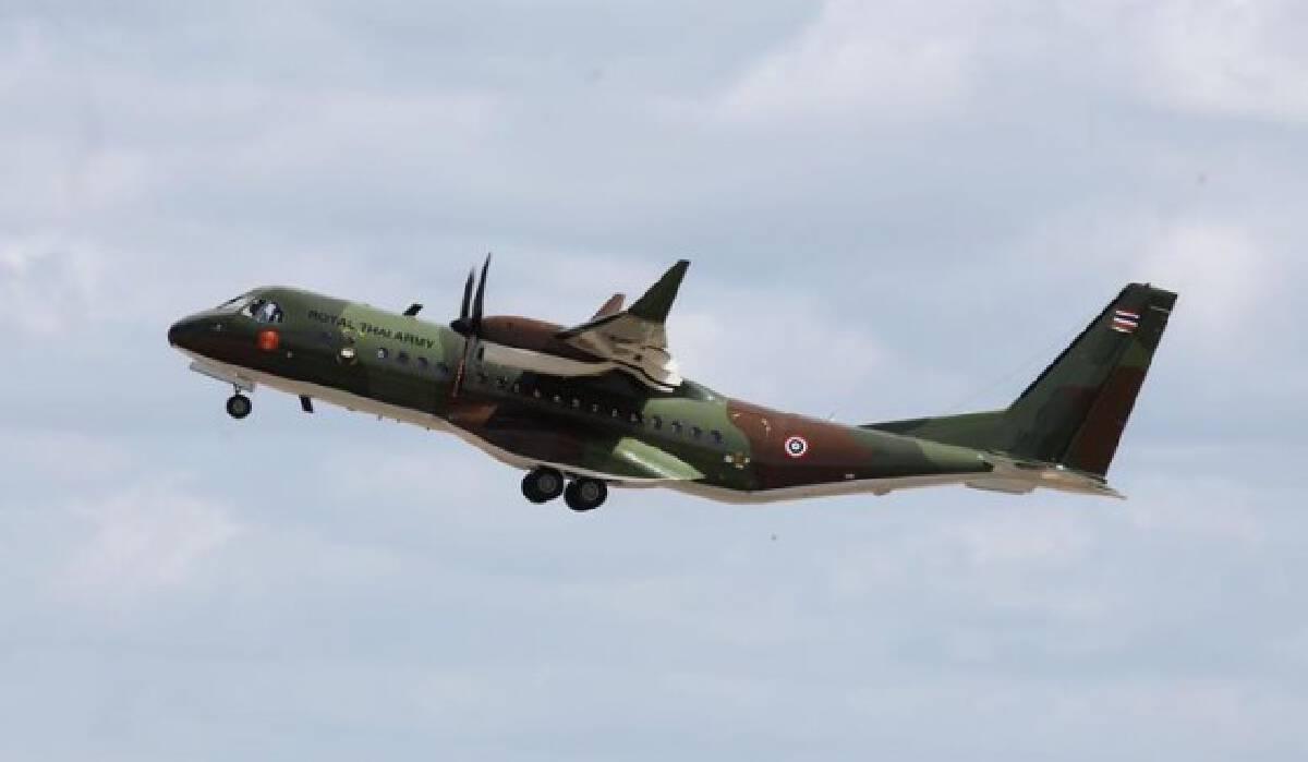 กลาโหมซื้อเครื่องบินแอร์บัส C295 เสริมเขี้ยวเล็บเพิ่มเติม 1 ลำ