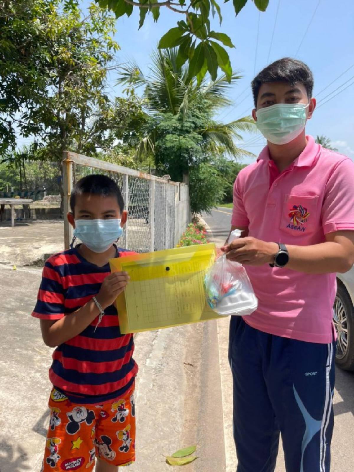 ปิดโรงเรียนประถมบ้านอะลางหลังเด็กอนุบาลสัมผัสผู้ป่วยโควิด