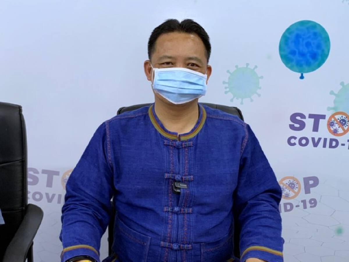 สั่ง25อ.จัดแผนเคลื่อนผู้ป่วยติดเตียงเข้ารับวัคซีน