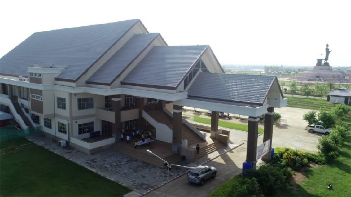 เสนอเปิดโรงพยาบาลสนามแห่งที่ 2 อีกครั้ง หลังผู้ติดเชื้อเพิ่ม