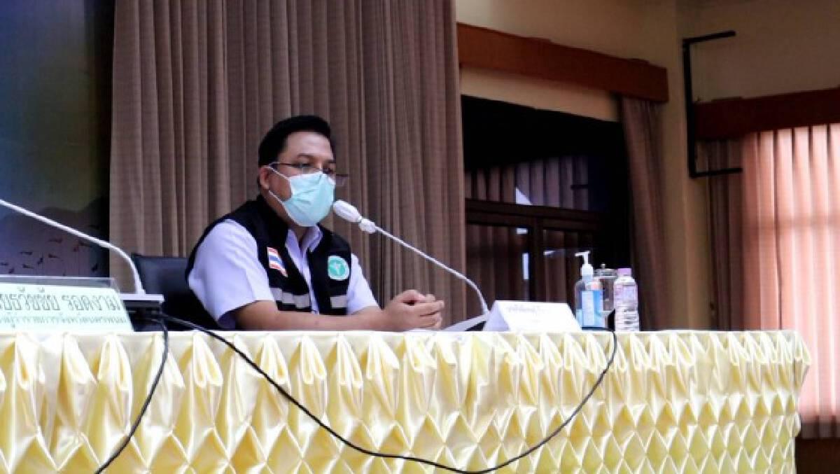 เคสแรกของจังหวัด แพทย์ รพ.นครพนม เตรียมผ่าคลอดหญิงติดโควิด