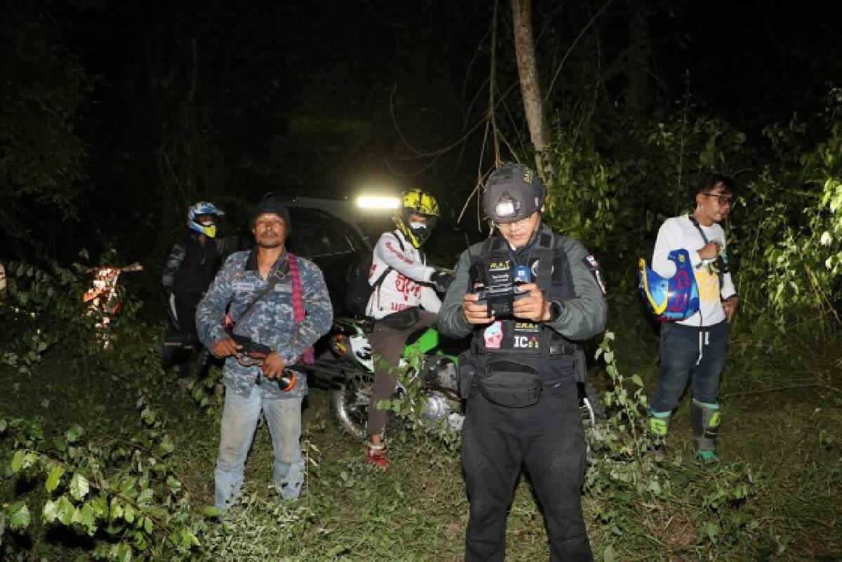 ไร้วี่แวว จนท. กว่า250นาย ปูพรมค้นหาชาวบ้านพลัดหลงป่าเขาภูหลวง