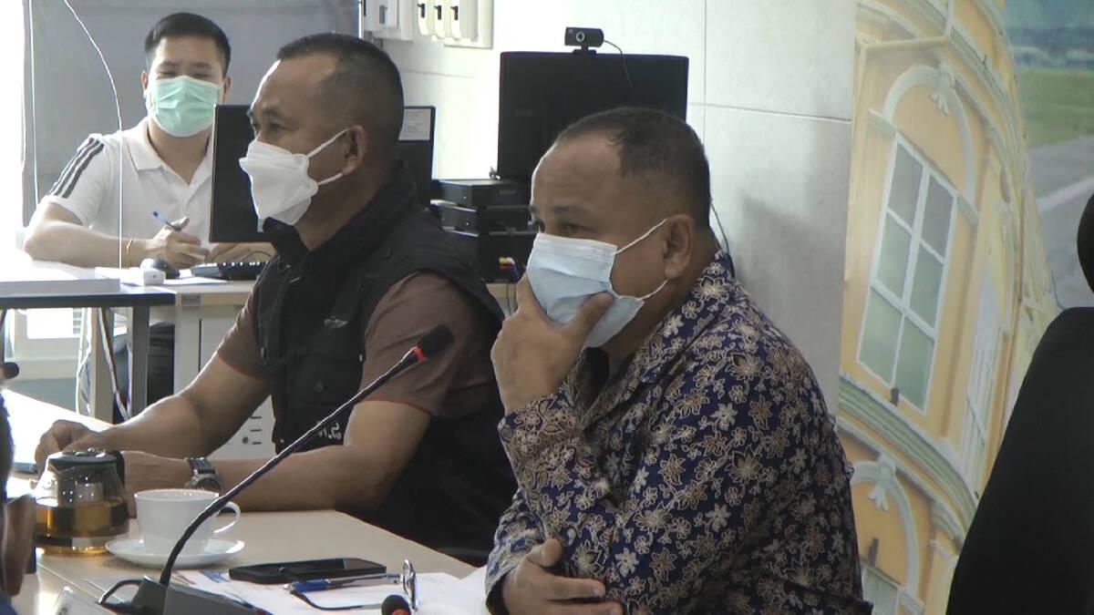 บอร์ดโรคติดต่อภูเก็ต สั่งปิดศูนย์การค้าเซ็นทรัลฯ 7 วัน