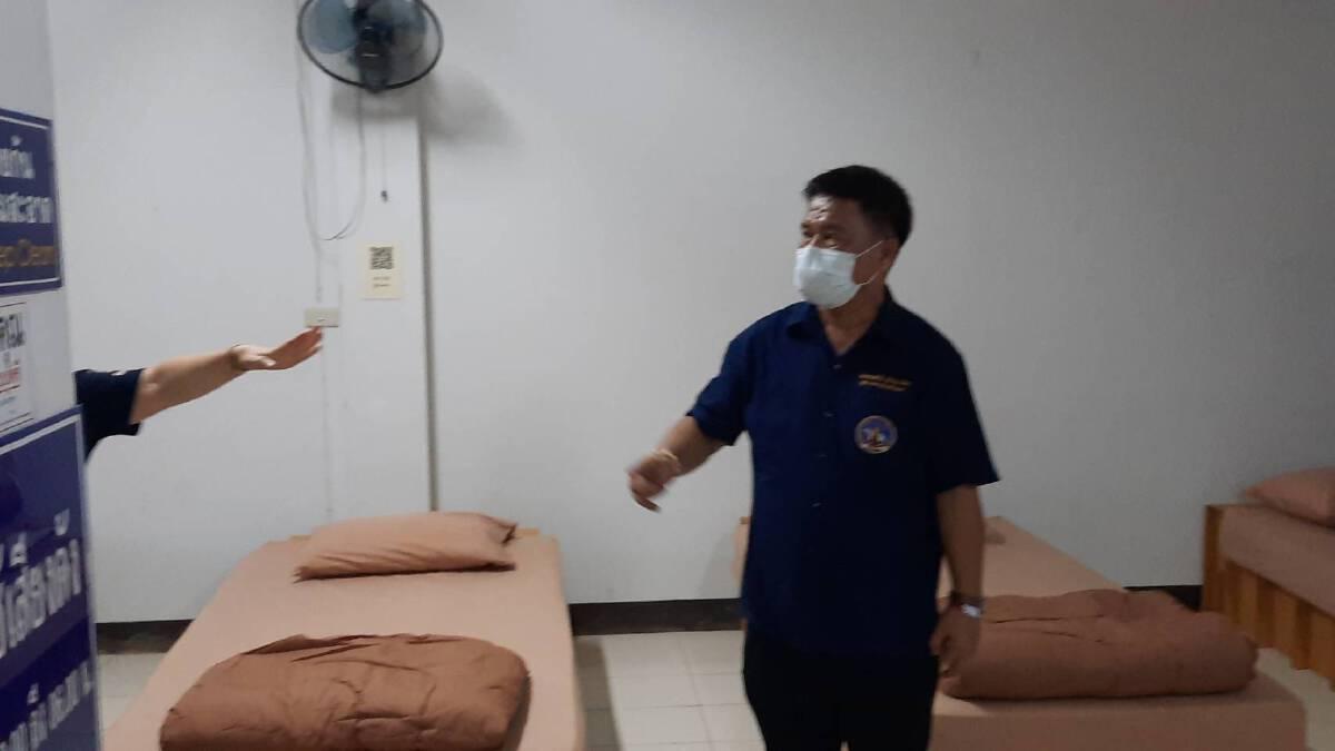 เตรียมเปิด รพ.สนามและศูนย์พักคอยรองรับผู้ป่วยโควิด