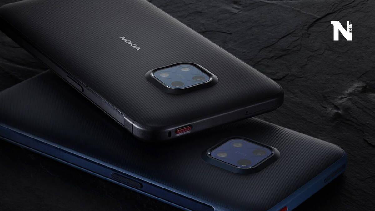 สมาร์ตโฟนสายลุยจากโนเกีย XR20 เน้นใช้ทน ใช้นาน ไม่ต้องกลัวเครื่องพัง