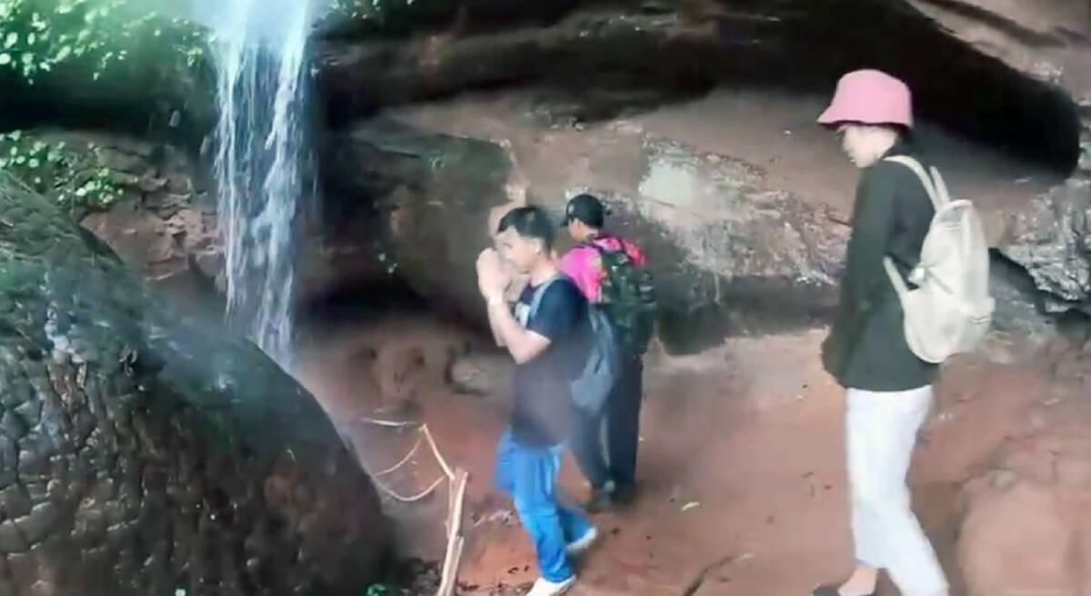 เฝ้าระวังโควิดอุทยานแห่งชาติภูลังกาประกาศปิดเที่ยวถ้ำนาคา