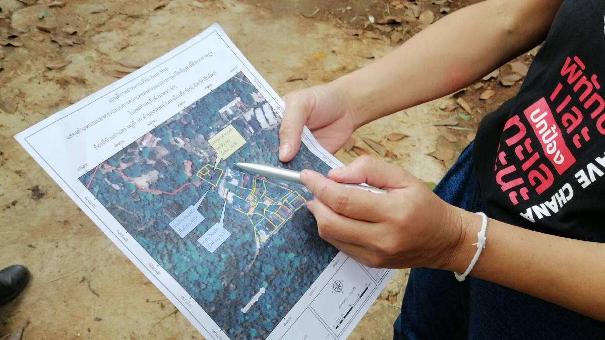 ชาวบ้านร้องเรียนสื่อ! พบบ้านหรูรุกพื้นที่ป่าดอยสุเทพ