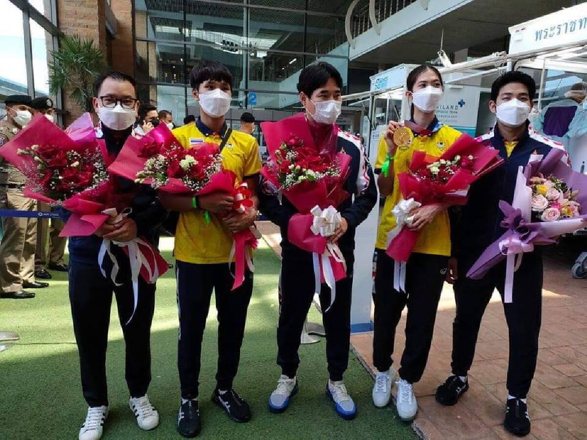 """""""น้องเทนนิส"""" ฮีโร่เทควันโดถึงไทย ต้อนรับอบอุ่น พร้อมกระตุ้นเที่ยวภูเก็ต"""