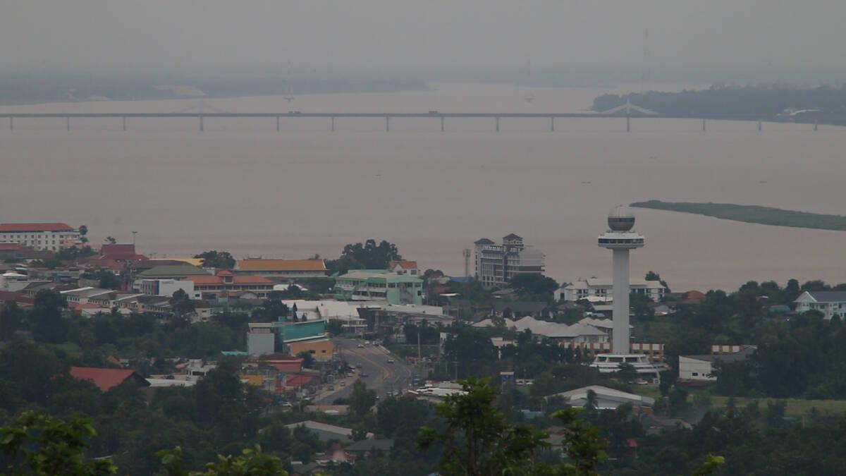 แม่น้ำโขงเพิ่มระดับห่างจาก ระดับวิกฤต4เมตร เตือนประชาชนเฝ้าระวัง
