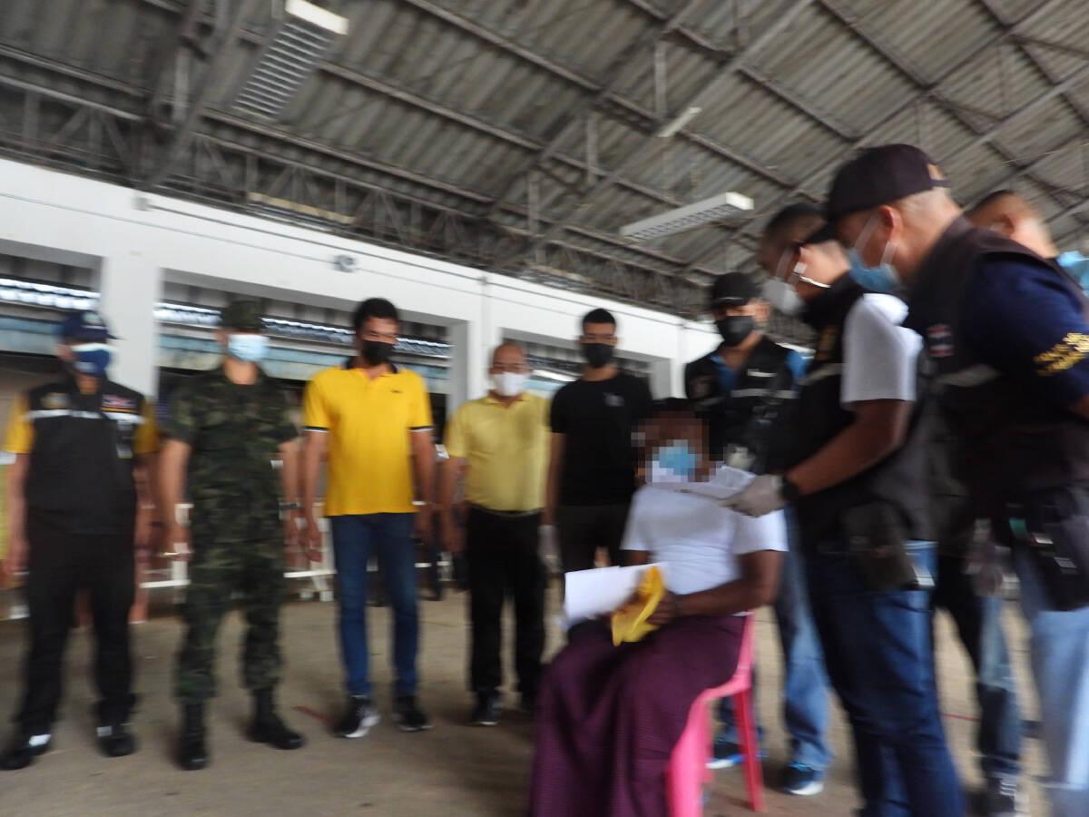 เมียนมาร์ส่งมอบตัวผู้ต้องหาคดียาเสพติดหลบหนีเข้าเมืองกลับไทย