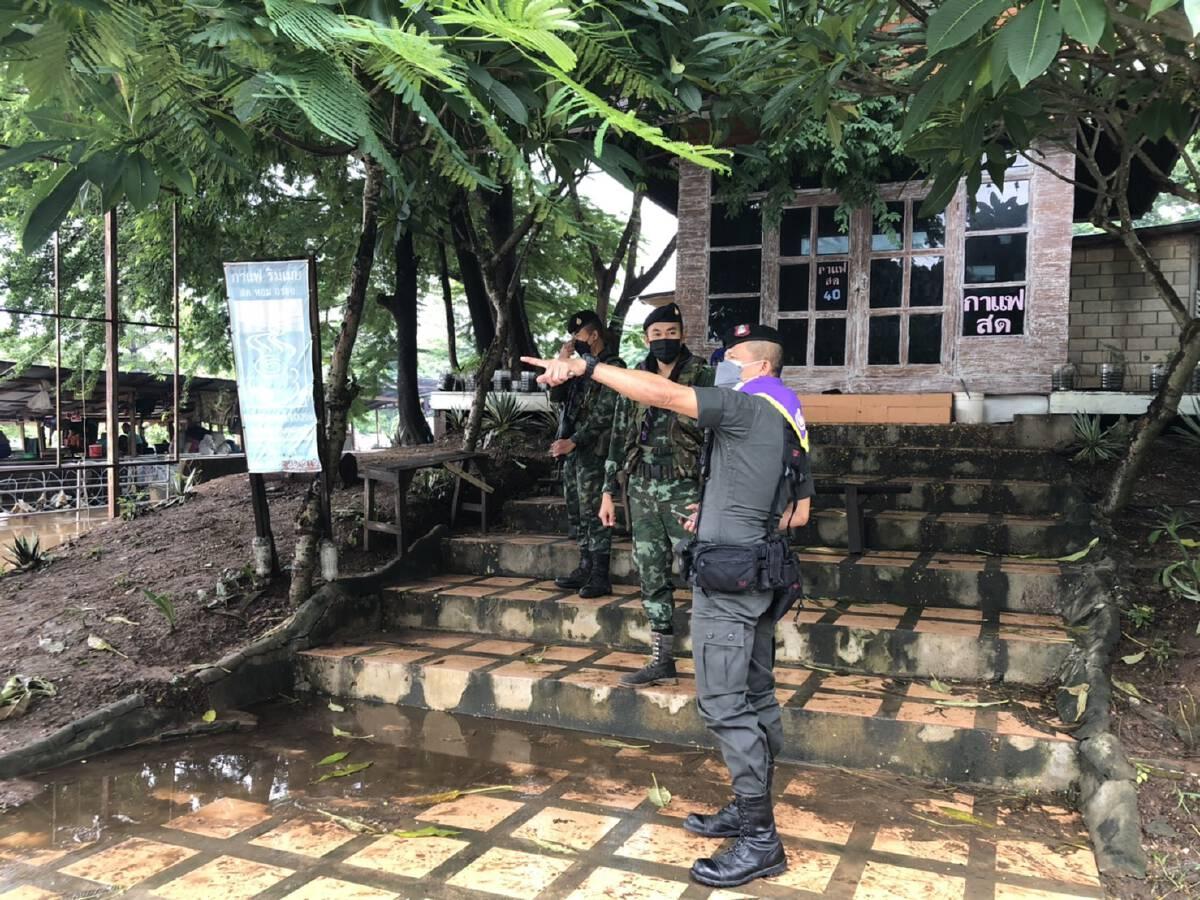 ร้องนำกลับชาวพม่าบนเกาะ-หวั่นลอบเข้าไทย