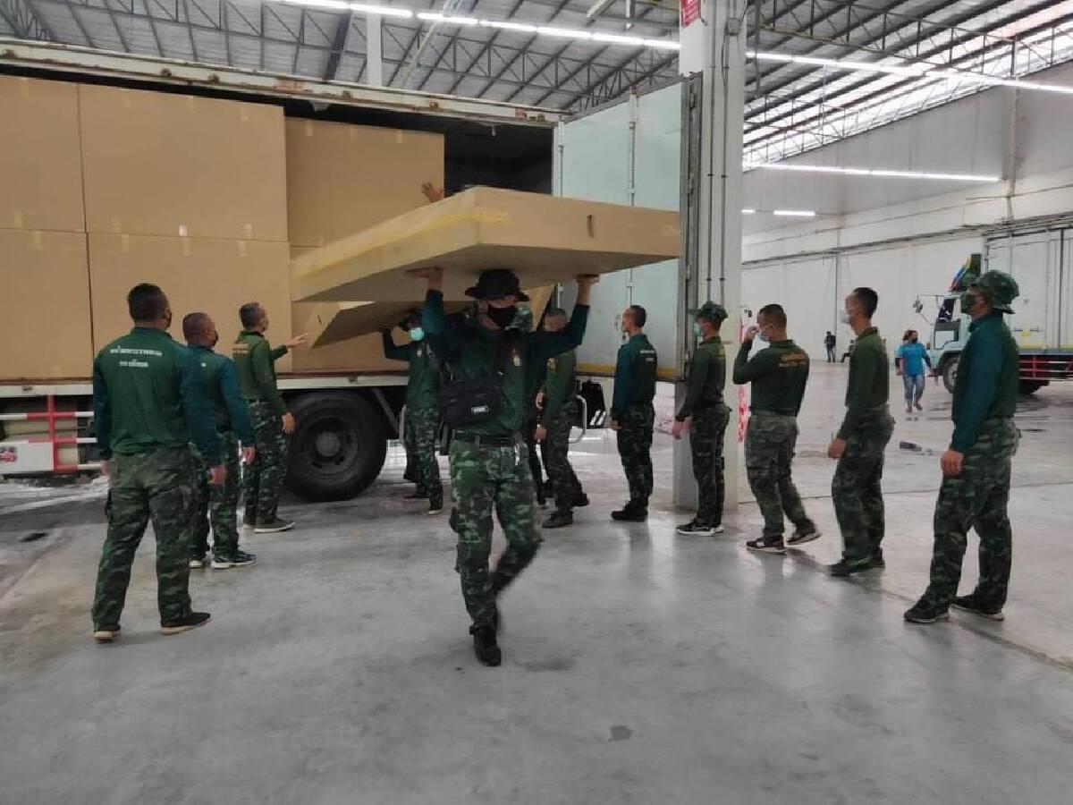 นายกฯ สั่ง ทหาร-ตำรวจ เข้มงวดสถานการณ์ชายแดน หลังผู้ป่วยโควิดพุ่ง
