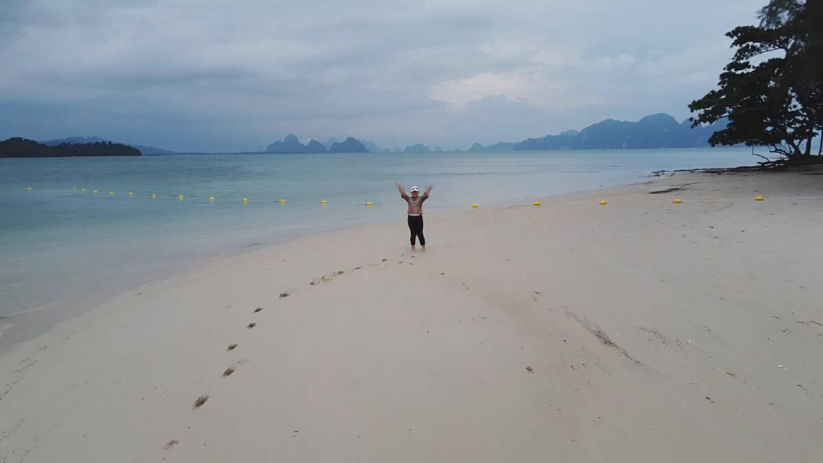 งามล้ำภาพมุมสูงเกาะละวะใหญ่ หาดสวย ทะเลใส เพชรเม็ดงามในอ่าวพังงา