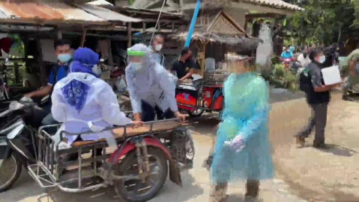 มิติใหม่ สามล้อเดลิเวอรีฉีดวัคซีนชายแดนใต้