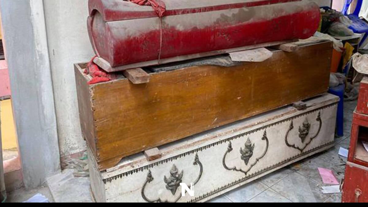 วัดศาลาแดง ส่งโพสต์ตามหาญาติ หลังฝากศพไว้กับวัดนาน 30 ปี