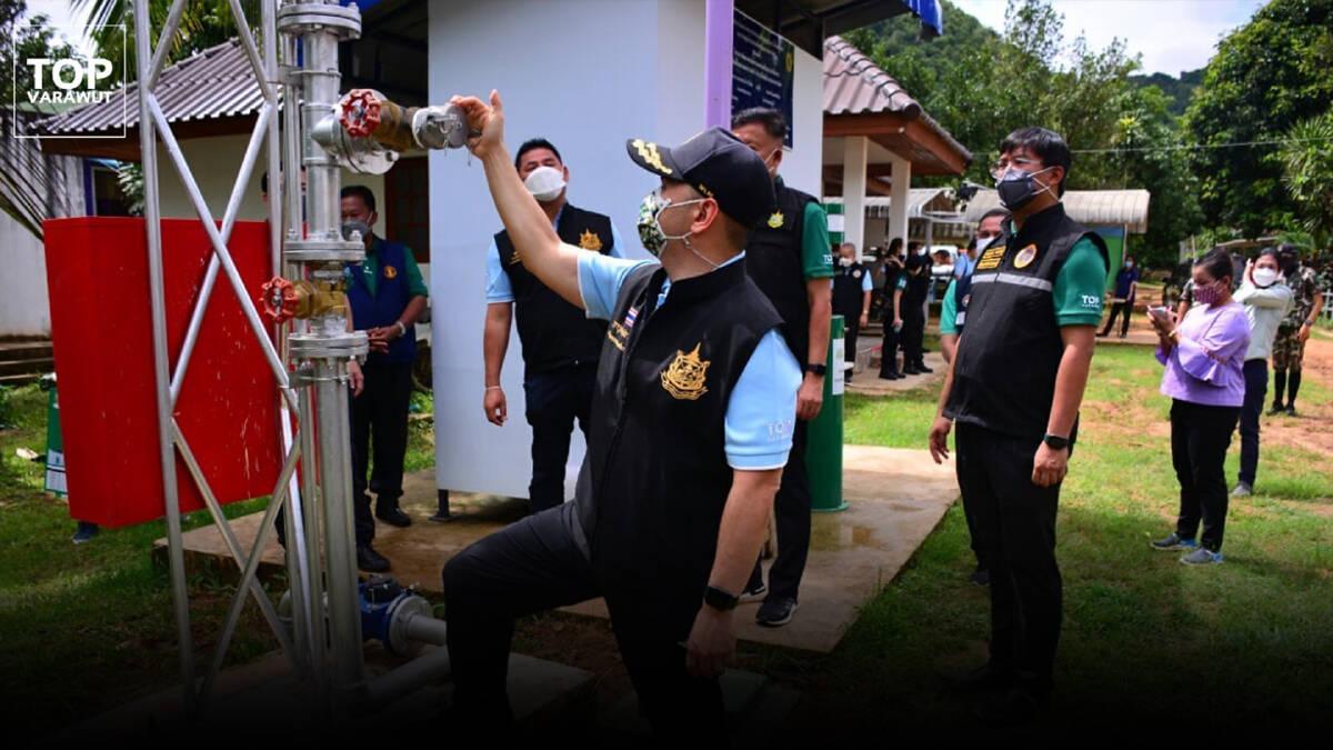 ขอบคุณภาพจากเฟซบุ๊ก : TOP Varawut - ท็อป วราวุธ ศิลปอาชา