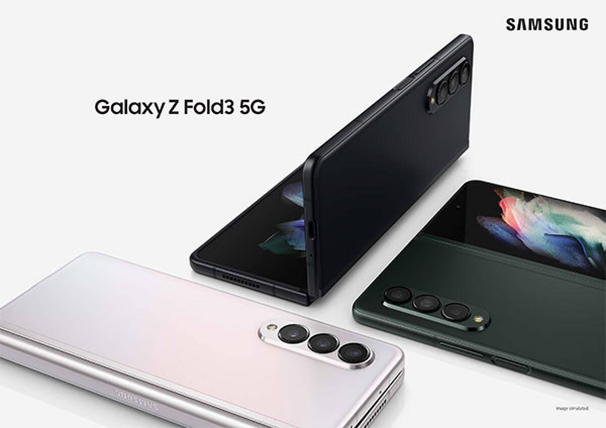 ซัมซุงเปิดจอง Galaxy Fold/ Flip 3 รับเครื่องเดือนกันยายน