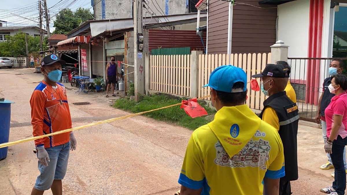วัดโคกไผ่ต้มน้ำสมุนไพรสู้โควิดแจกชาวบ้านรับผลกระทบจากคลัสเตอร์ซาเล้ง