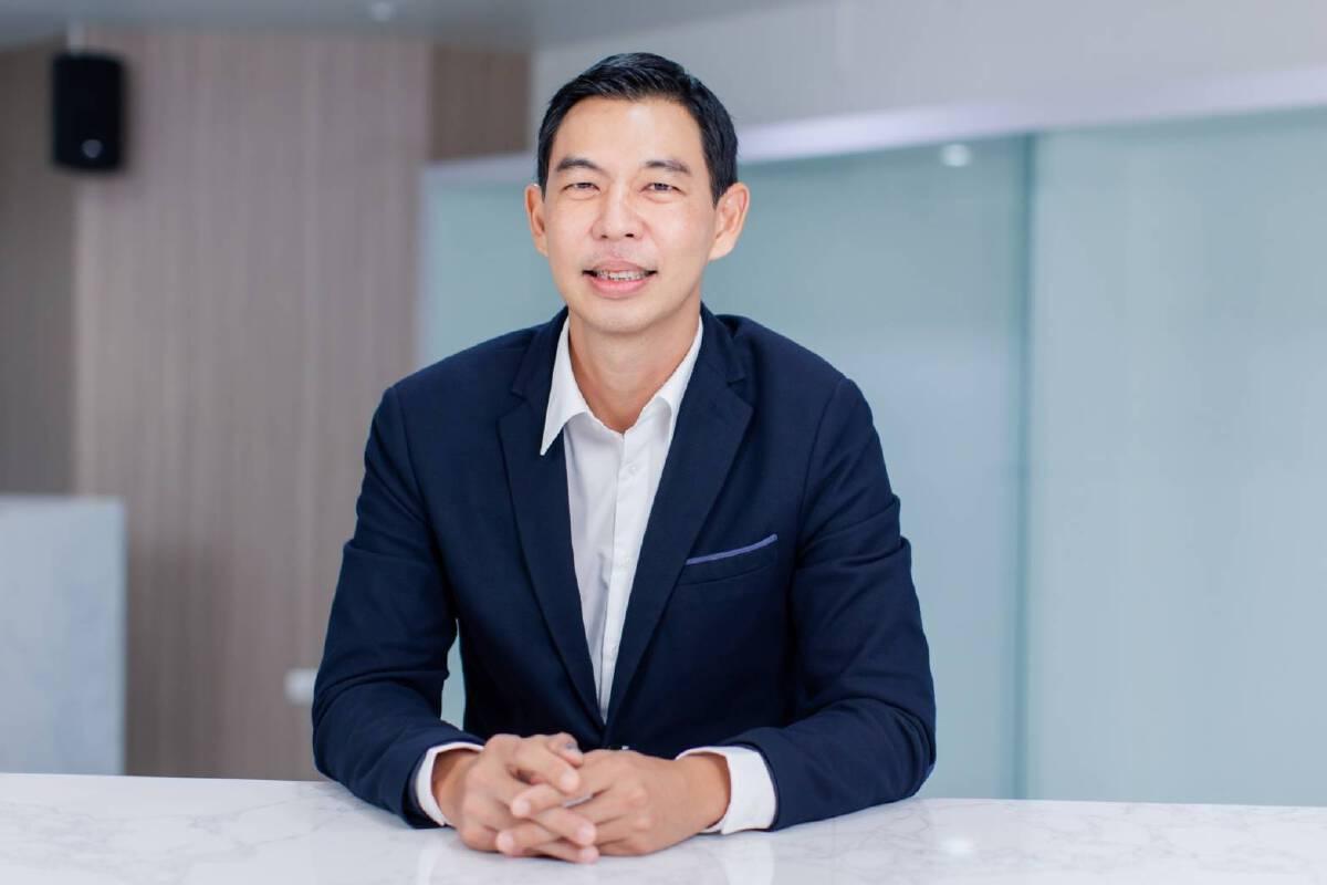 วีริศ อัมระปาล ผู้ว่าการการนิคมอุตสาหกรรมแห่งประเทศไทย