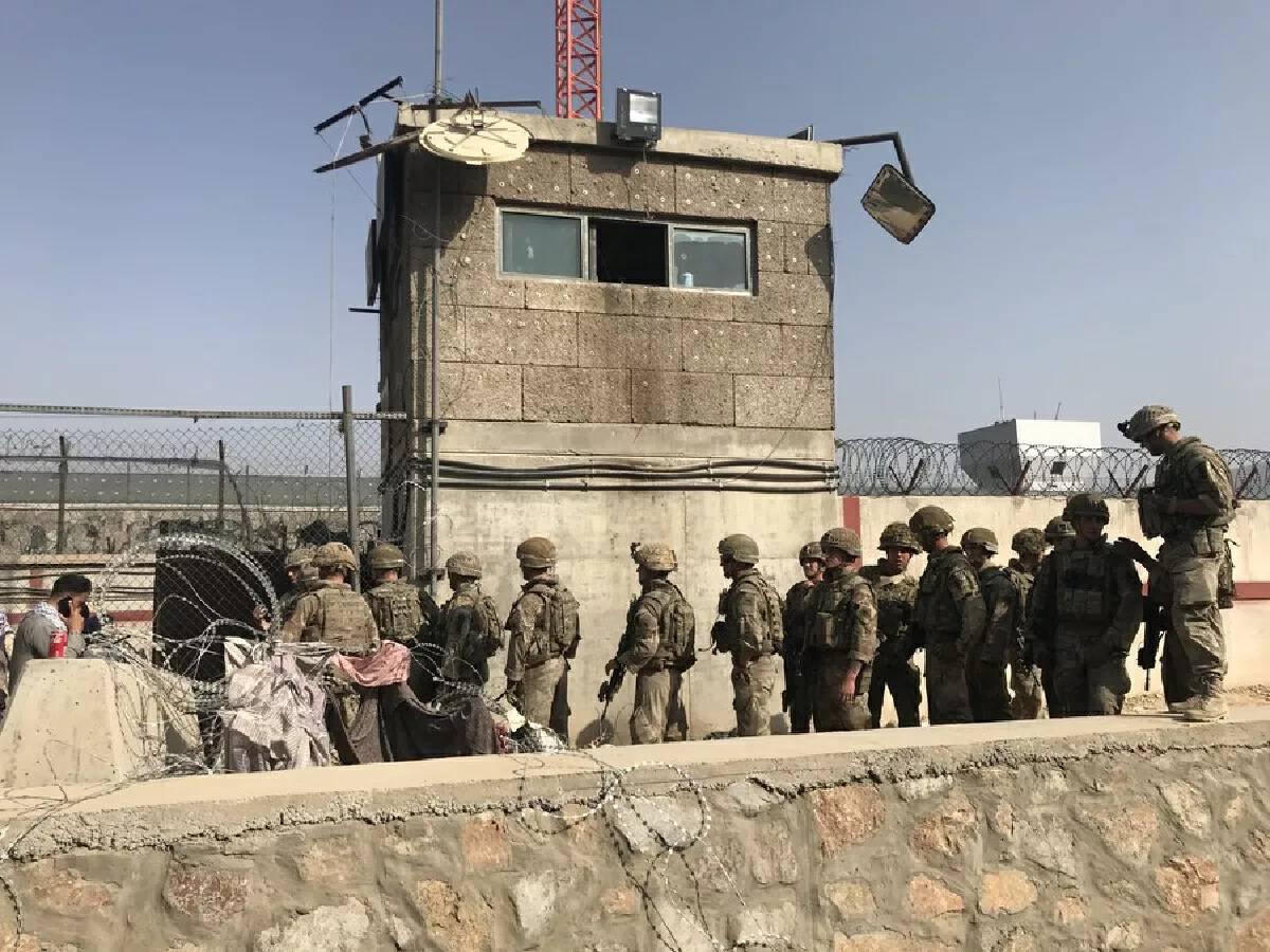 """กองทัพสหรัฐฯ จ่อส่งมอบหน้าที่ต่อ ให้ทาง""""ตาลีบัน"""" อัฟกานิสถาน"""