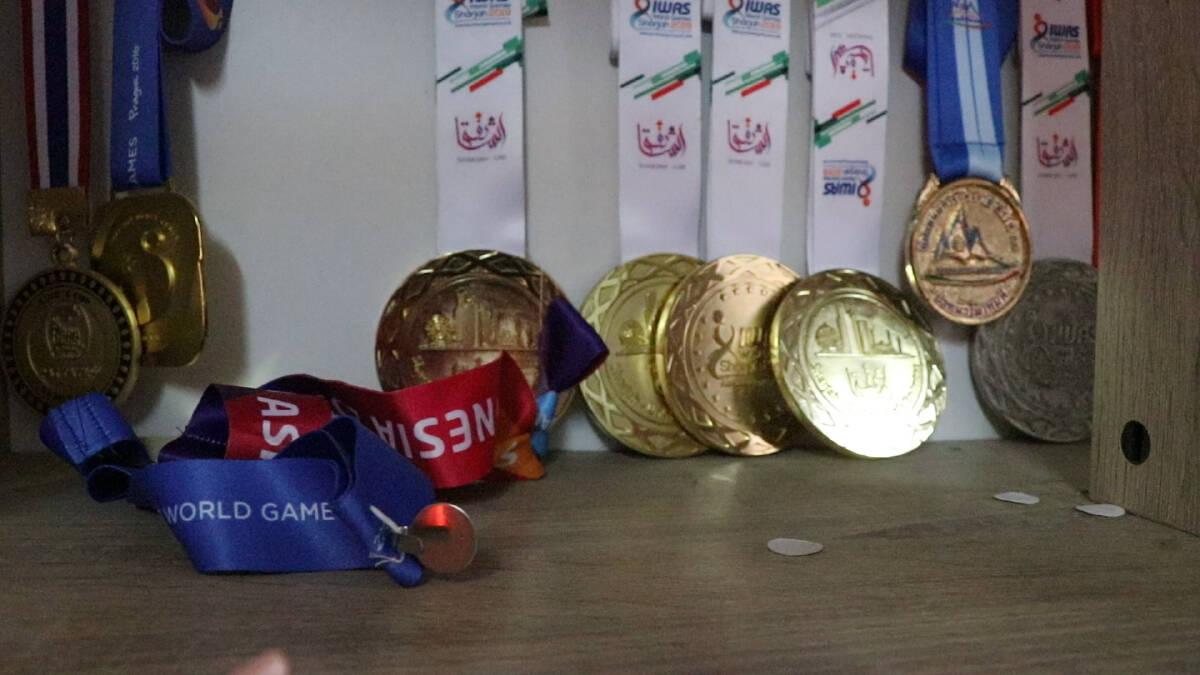 """""""น้องเจ"""" มั่นใจคว้าเหรียญทองพาราลิมปิกให้พ่อแม่และชาวไทยชื่นใจ"""