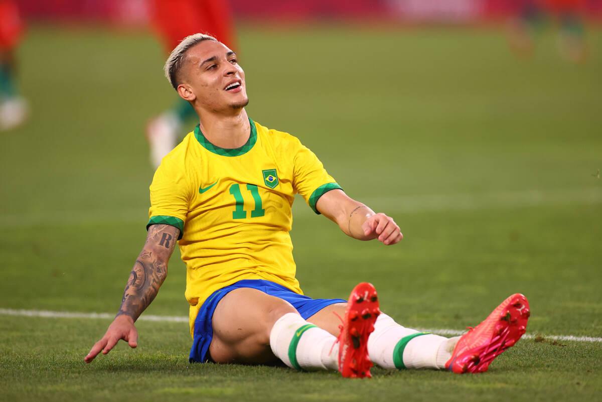 บราซิลดวลโทษดับเม็กซิโก4-1ลิ่วชิงเหรียญทองบอลชายอลป.
