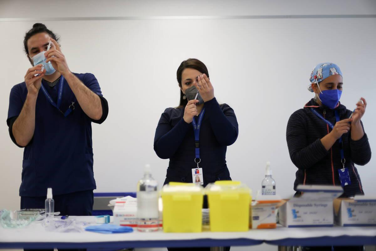 ซิโนแวค เดินหน้าตั้งโรงงานวัคซีนในชิลี