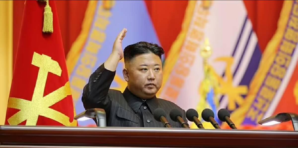 ห้ามนินทาน้ำหนักคิมจองอึนผู้นำเกาหลีเหนือ