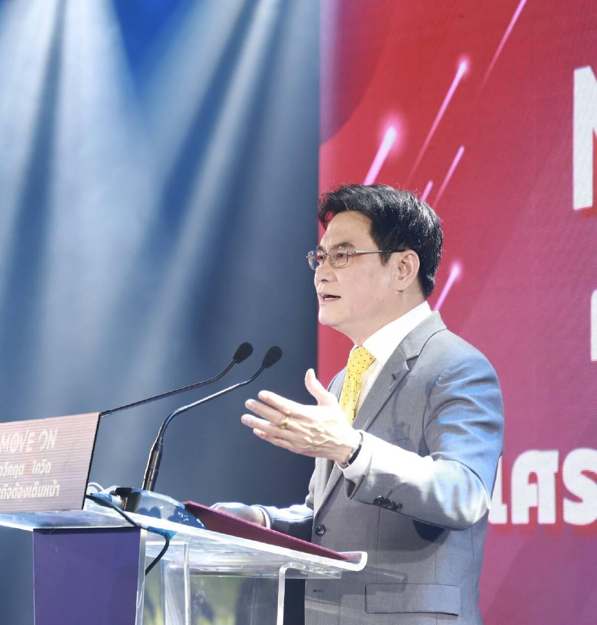 """""""จุรินทร์"""" กางแผนหนุน SMEs เจาะตลาดโลก"""