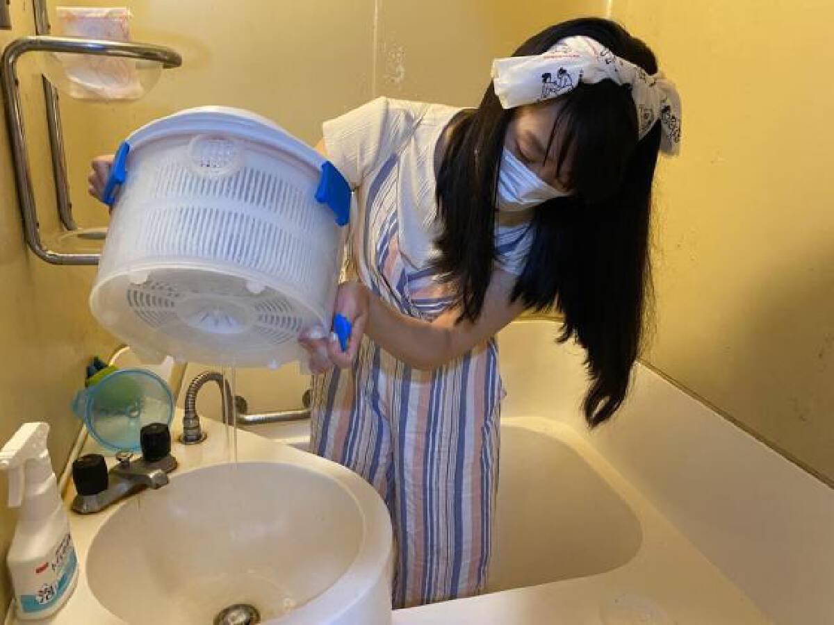 ญี่ปุ่นเจ๋ง! ผลิตเครื่องซักผ้าไม่ง้อไฟฟ้า
