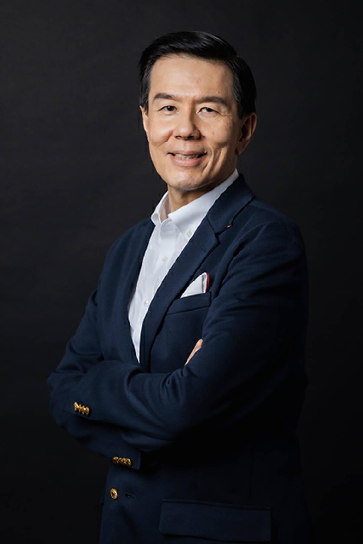 ญนน์ โภคทรัพย์ กรรมการบริหาร และประธานกลุ่มการค้าปลีกและบริการ หอการค้าไทย