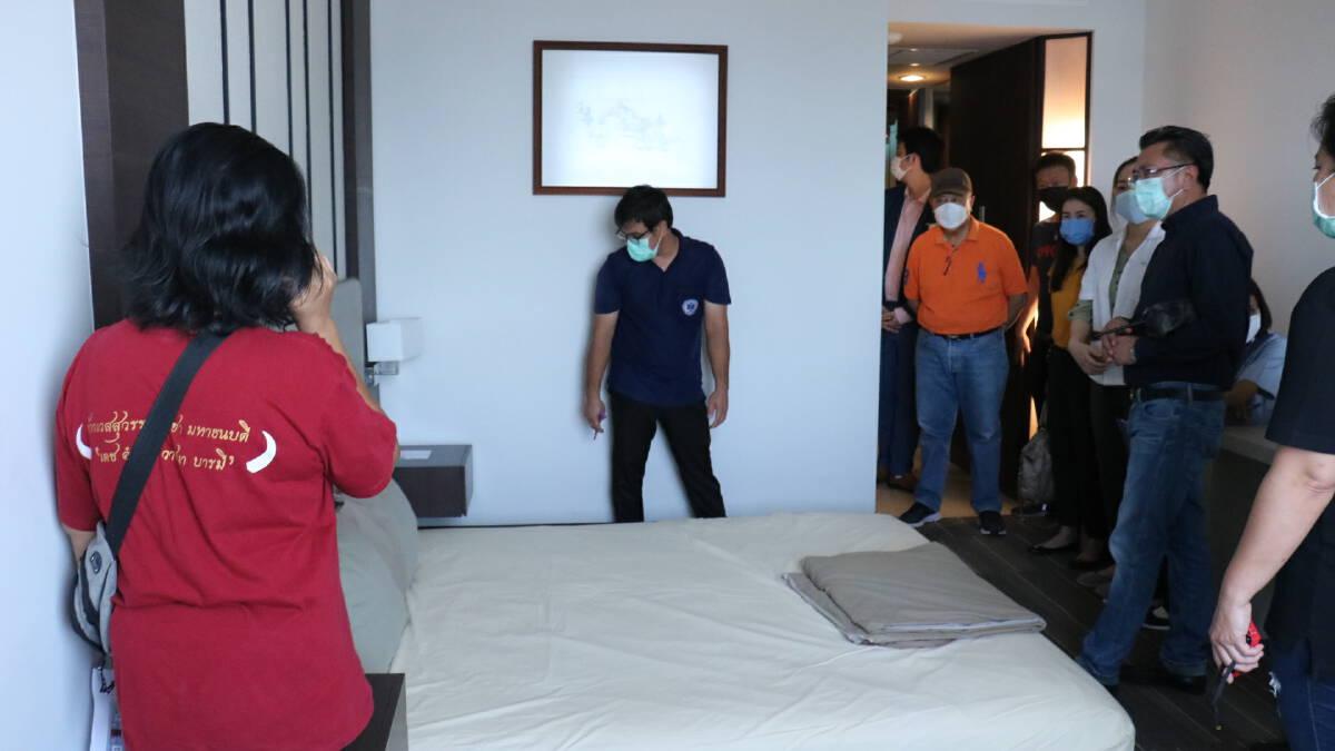 ทน.โคราช เปิดโรงแรมสี่ดาวเป็นที่กักตัวกลุ่มเสี่ยง 120 ห้อง