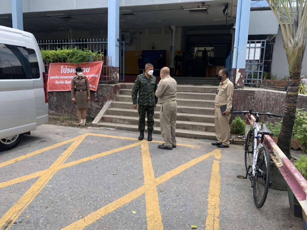 ทหาร-รฟท.เพิ่มมาตรการรปภ.ขบวนพิเศษ ซ่อมรางเสร็จพร้อมเดินรถ