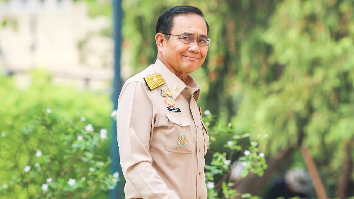 พล.อ.ประยุทธ์ จันทร์โอชา นายกรัฐมนตรี