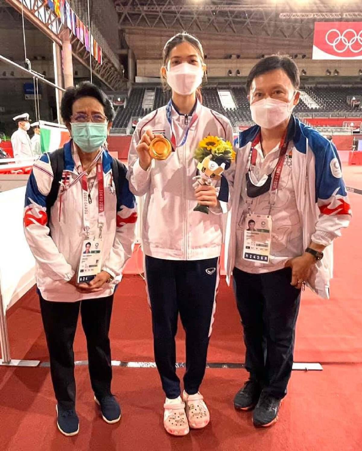 """""""บิ๊กต้อม""""ชี้ 1 ทองโอลิมปิกของไทยไม่ถือว่าล้มเหลว"""