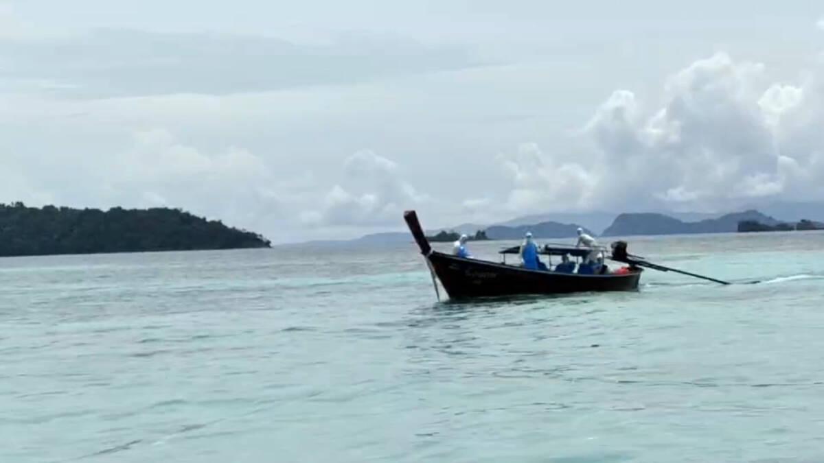 โควิด- 19 ลามถึงเกาะอาดัง ผลตรวจ ATK พบแล้วกว่า 50 ราย