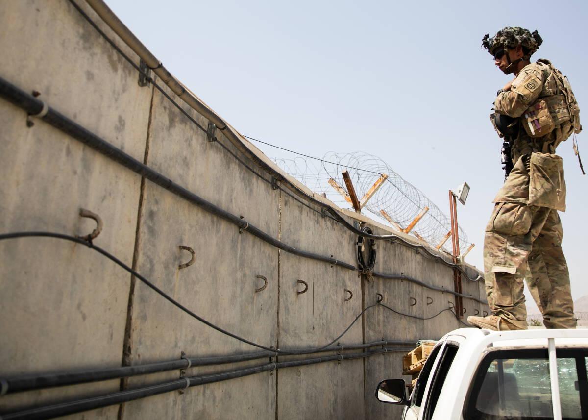 ทหารคนสุดท้ายออกจากกรุงคาบูล ปิดฉากสงคราม 20 ปีของสหรัฐ