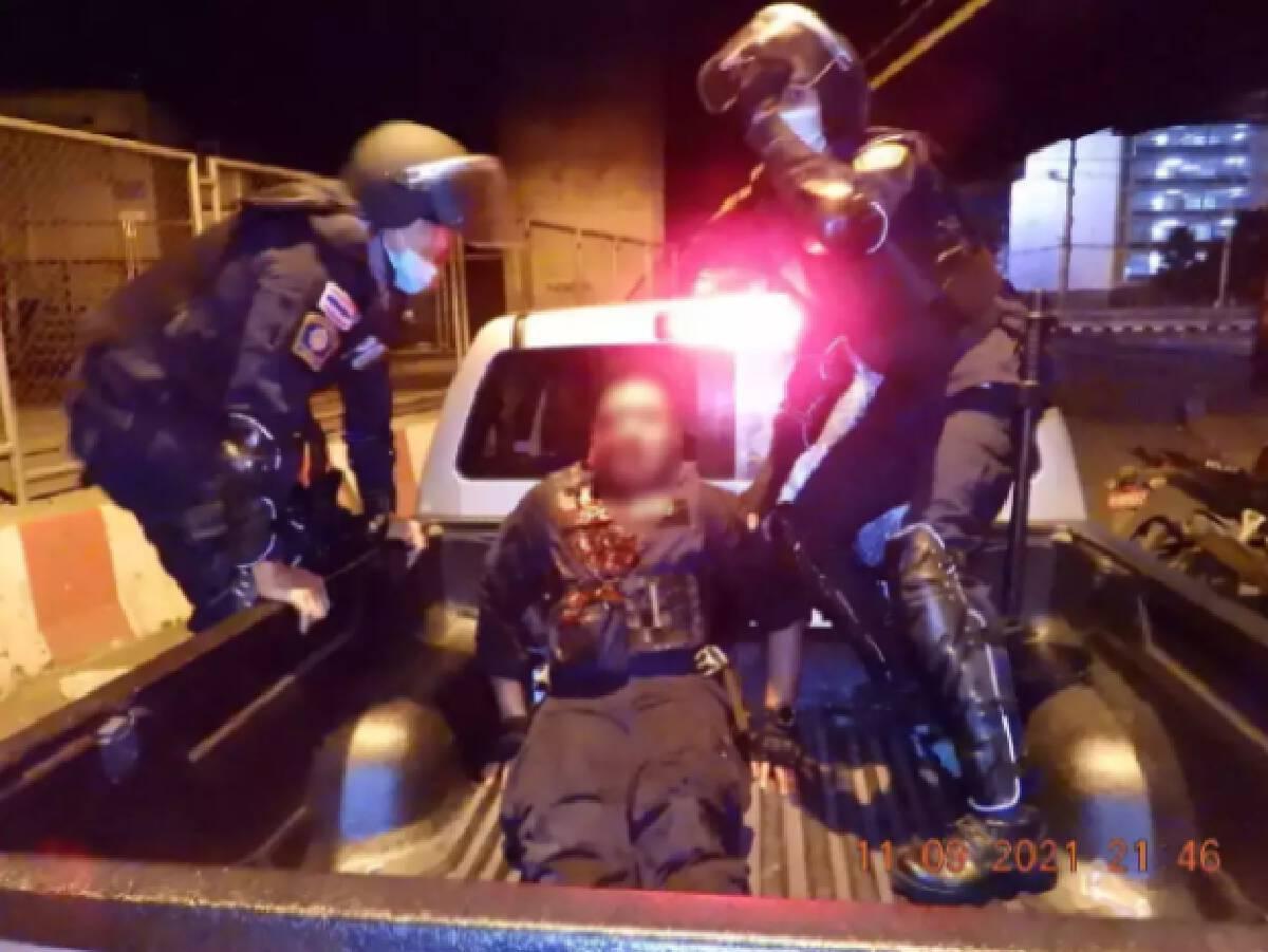 บช.น.แจง กมธ. ตำรวจฯ ชี้ม็อบดินแดงยกระดับเป็นจลาจลเหตุไร้แกนนำ