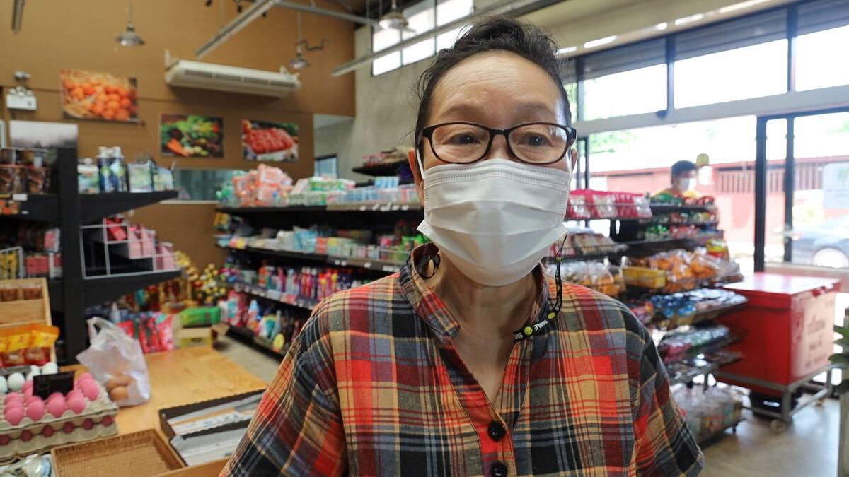 เลิกเสียเถอะ อย่าให้คนอื่นเดือดร้อน เจ้าของร้านฝากบอกสาวขโมยขนมในร้าน