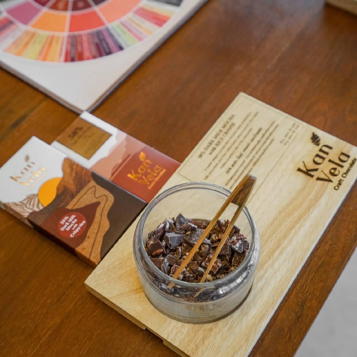 ช็อคโกแลตเชียงใหม่คว้า5รางวัลระดับโลก