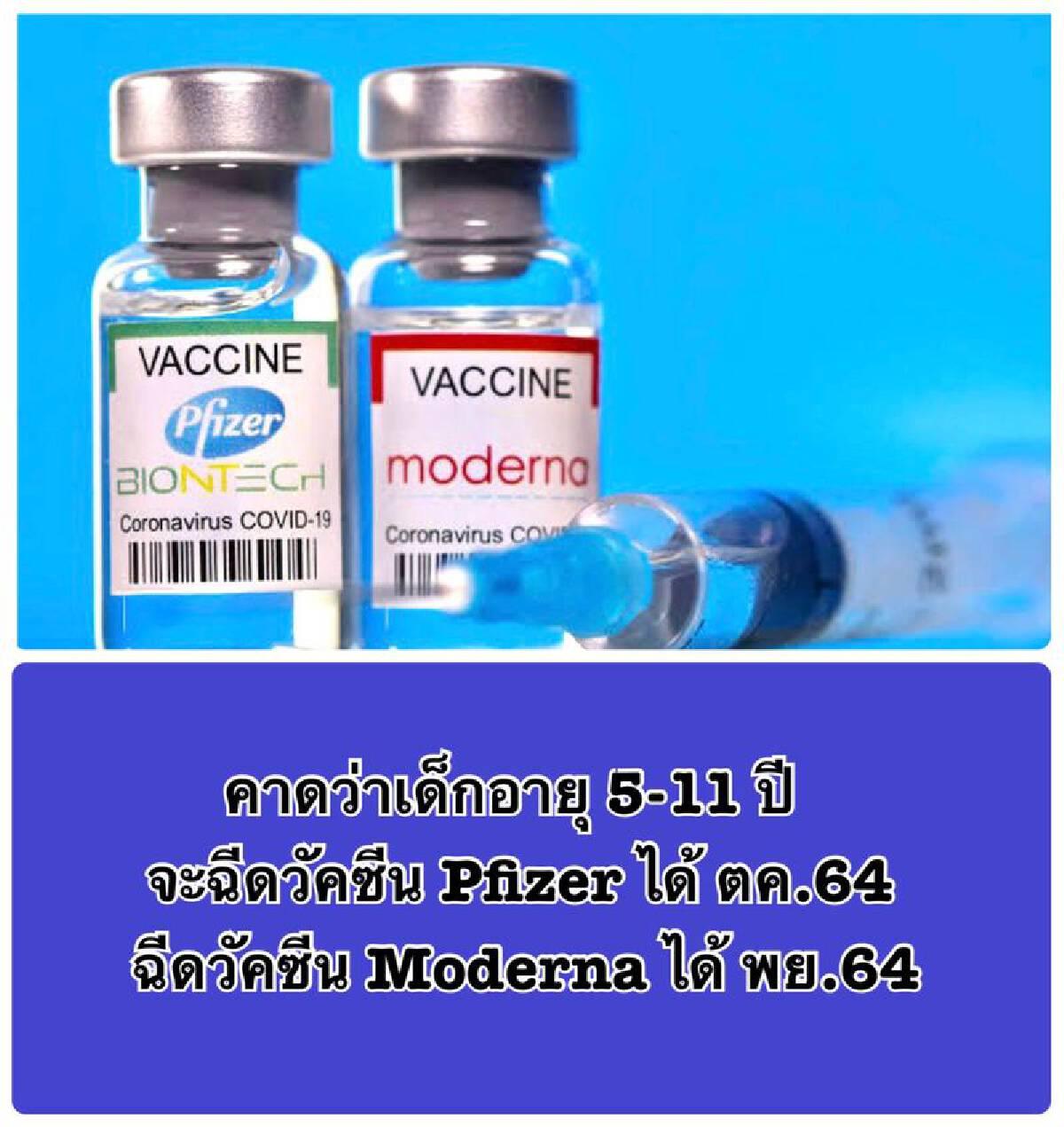 วัคซีนตัวไหน เหมาะกับช่วงอายุของเด็ก