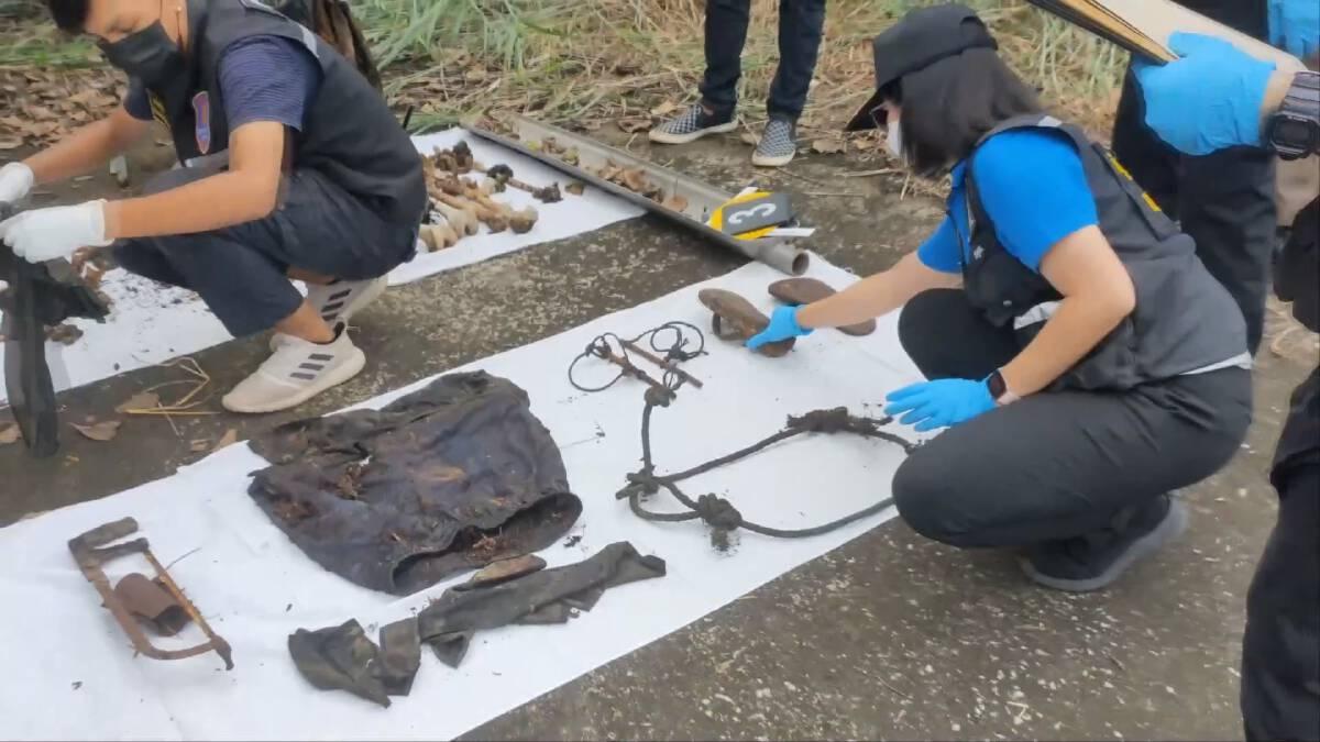 พบโครงกระดูกในโรงสีร้าง หนุ่มหายตัวกว่าปี