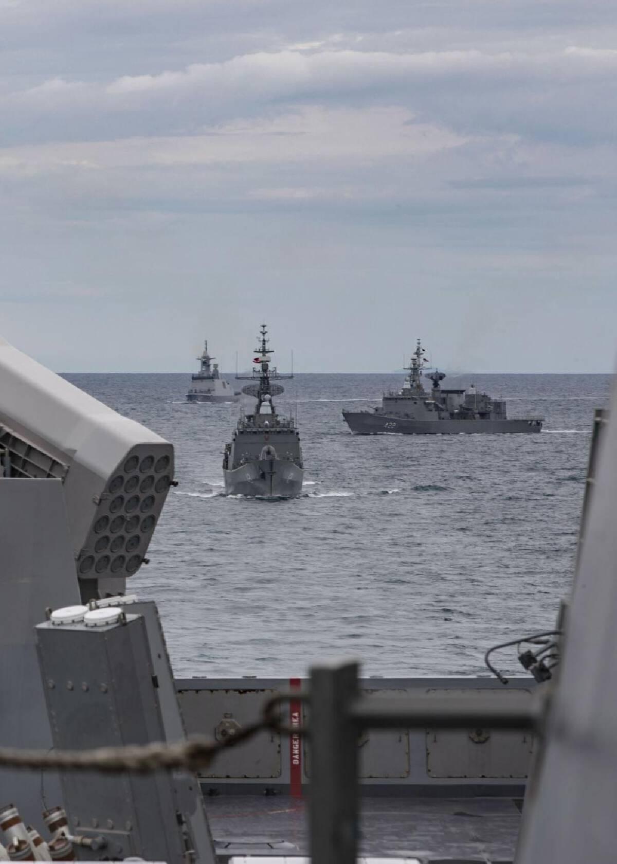 สหรัฐฯ-ไทย ประสานความร่วมมือฝึกการัต ครั้งที่ 27 ยกระดับทางทะเล