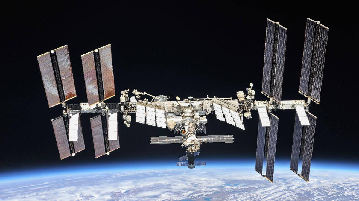 สถานีอวกาศนานาชาติ ที่มีแผนจะปลดประจำการในปี ค.ศ.2030