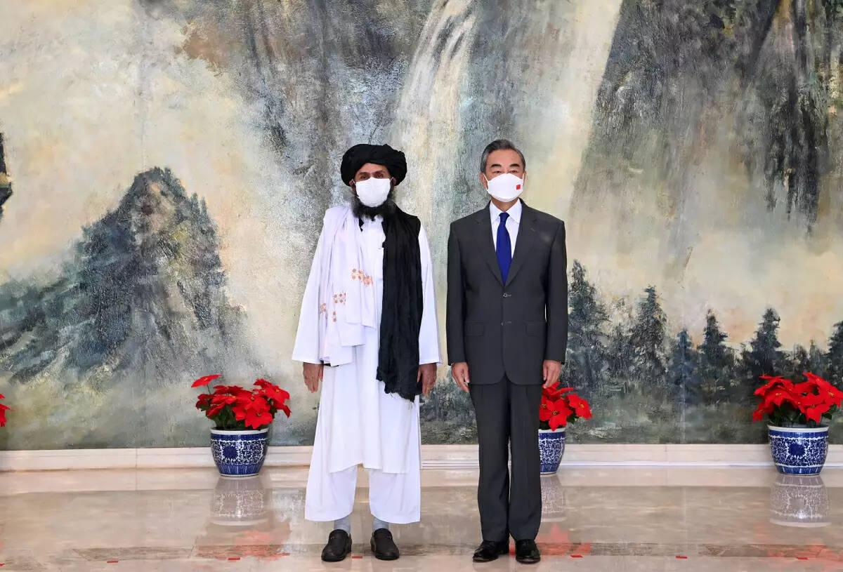 การพบกันของผู้แทนตาลีบันและจีนเมื่อวันที่ 28 กรกฎาคม ที่ผ่านมาซึ่งได้รับความสนใจไปทั่วโลก