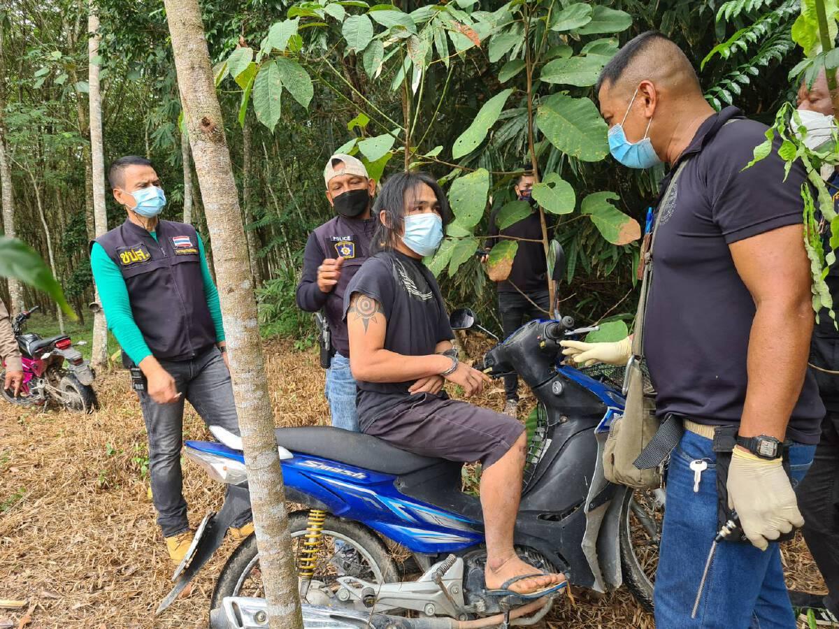 ตำรวจพัทลุงจับ 4 ผู้ต้องหาหลังก่อเหตุยิงบ้านชาวบ้านกลางดึก